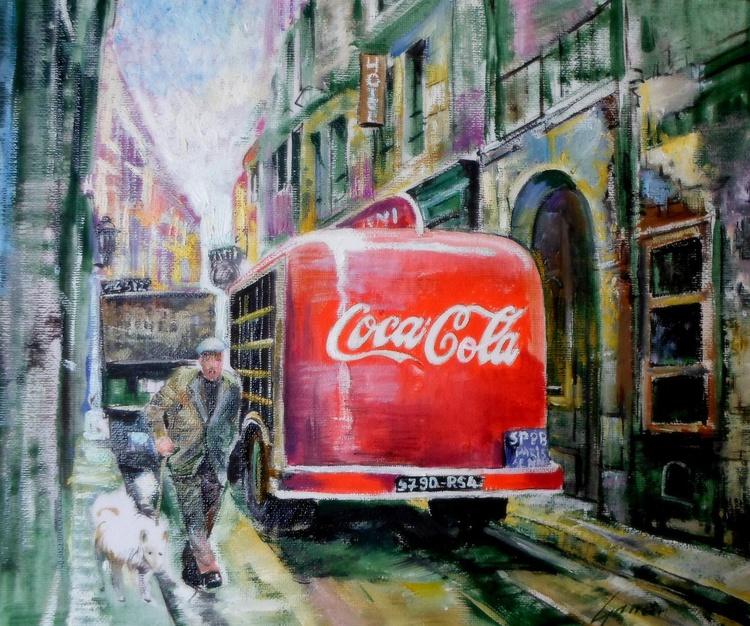 Old Coca Cola Truck - Image 0