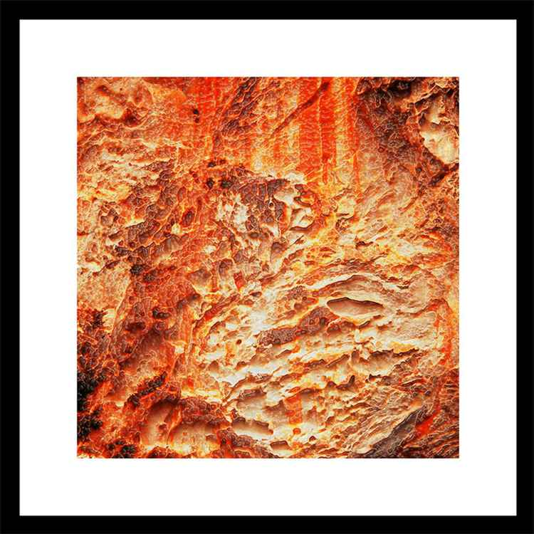 Natural Abstracts - Sea Cave Rockface number 2 - Mini -