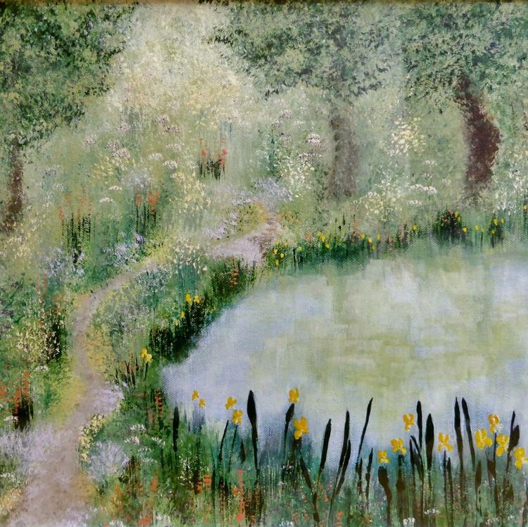 Around the pond - Image 0