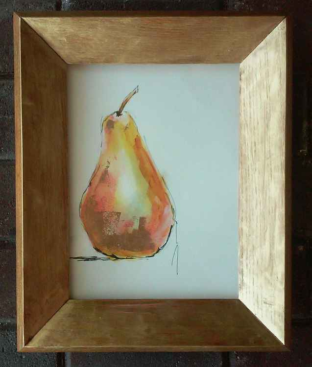 Tuesdays Pear -
