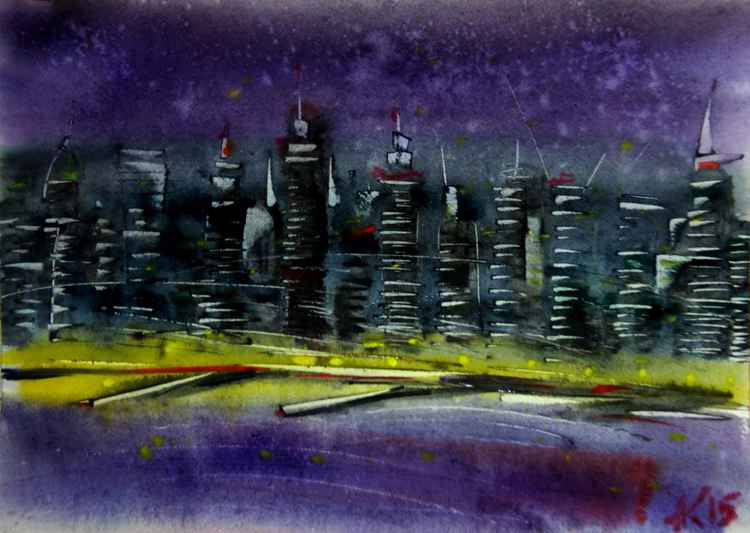 night city -