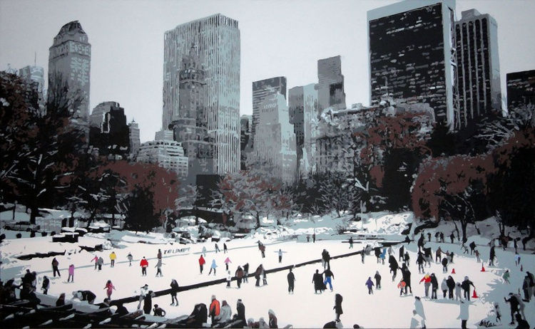 New York Skating - Image 0