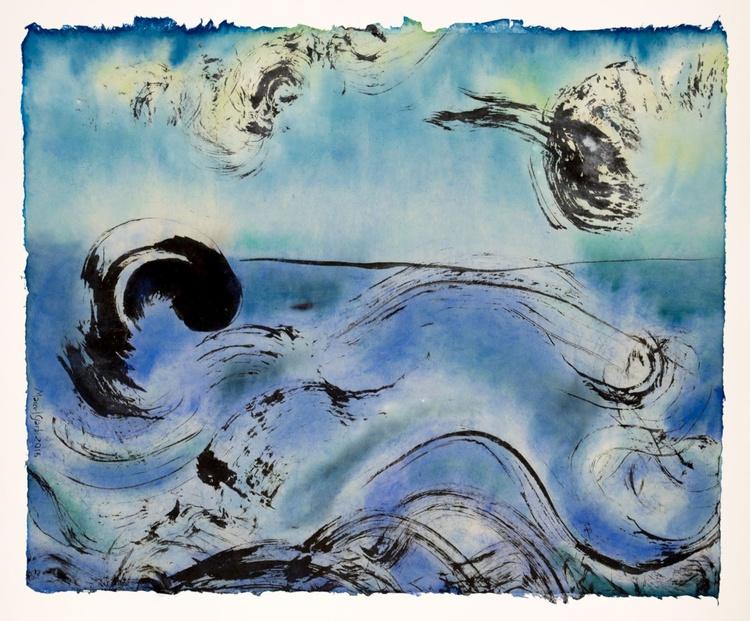 Waves & Clouds - Image 0