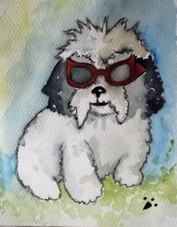 A dog day afternoon - Image 0