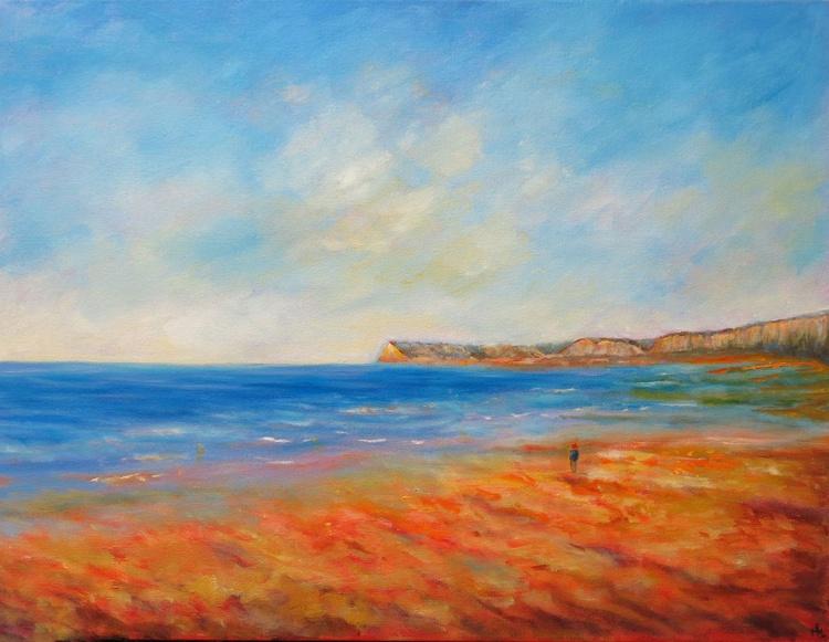 The Coastline of Normandy - Image 0