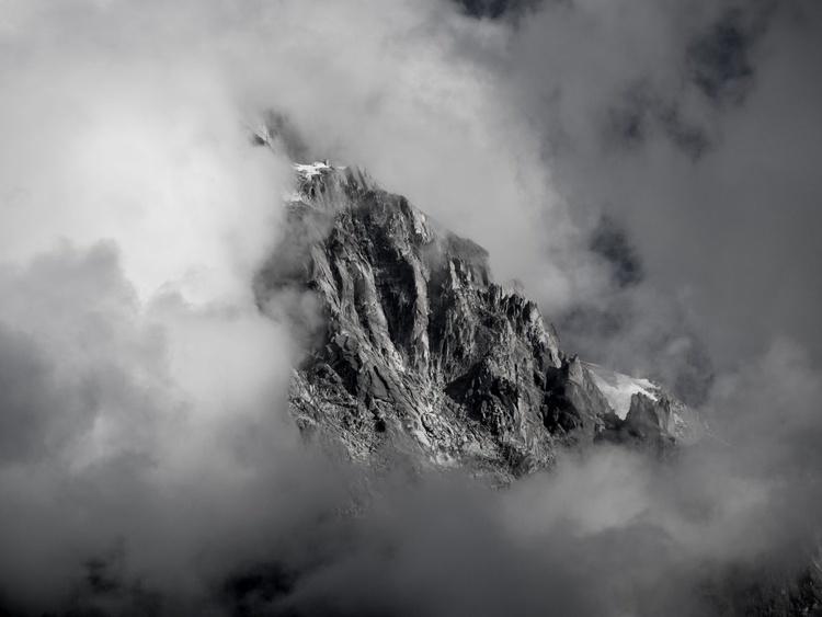 Lofty Window to a Cloudy World - Image 0