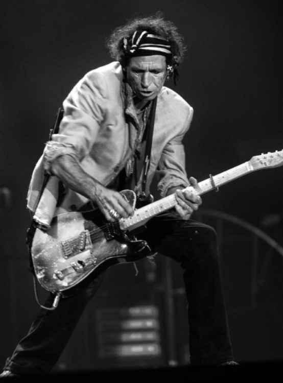 Keith Richards 1 -