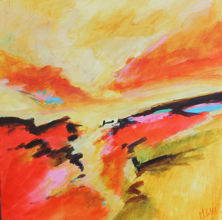 Abstracted Landscape - Image 0