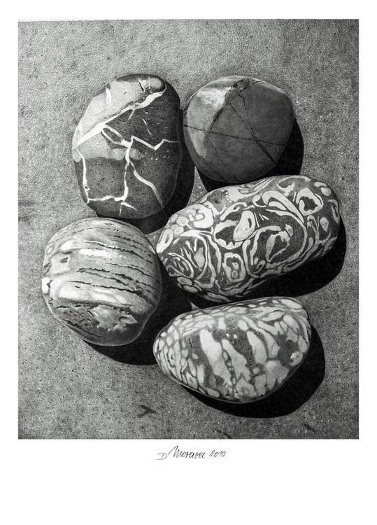 Five Pebbles - Image 0
