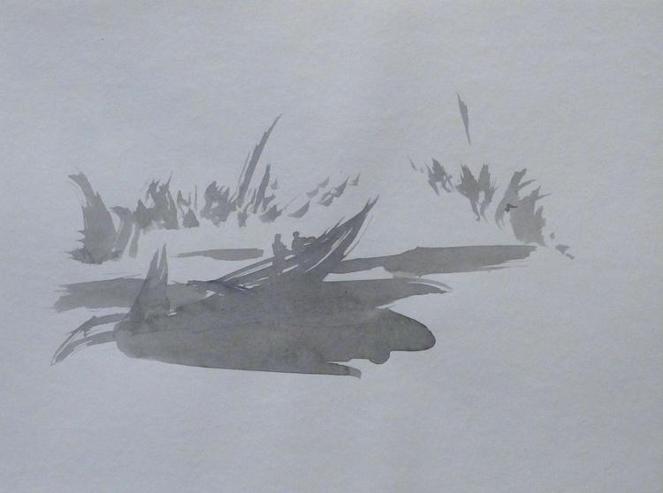 Seascape #10, 24x32 cm - Image 0