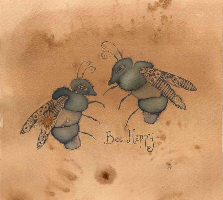 Bee Happy -