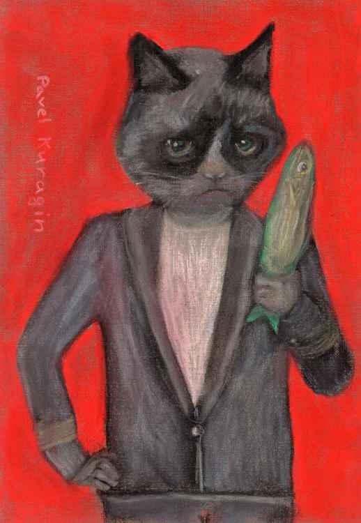 Rich cat -