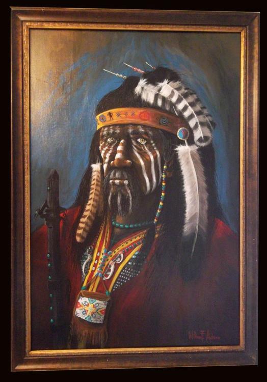 Rattlebones... Spirit Warrior - Image 0
