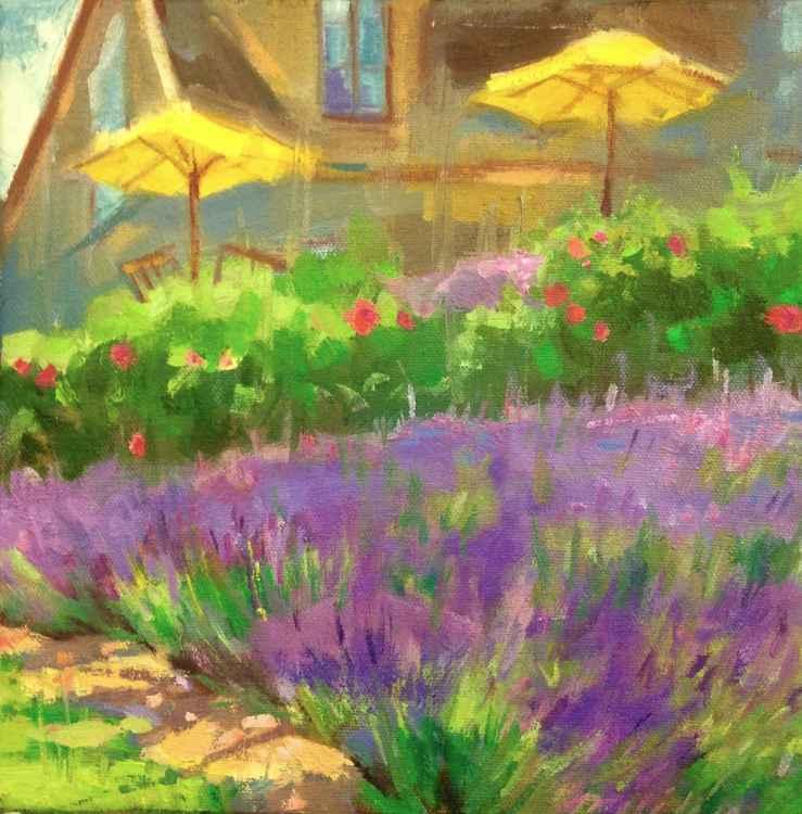 """""""Lavender Noon"""" -"""