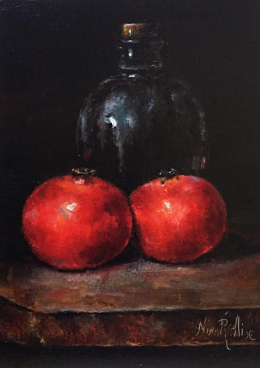 Pomegranate Wine - Image 0