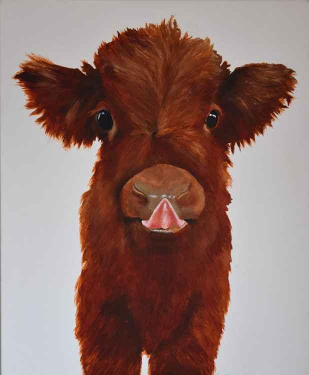Licky Licky Cow