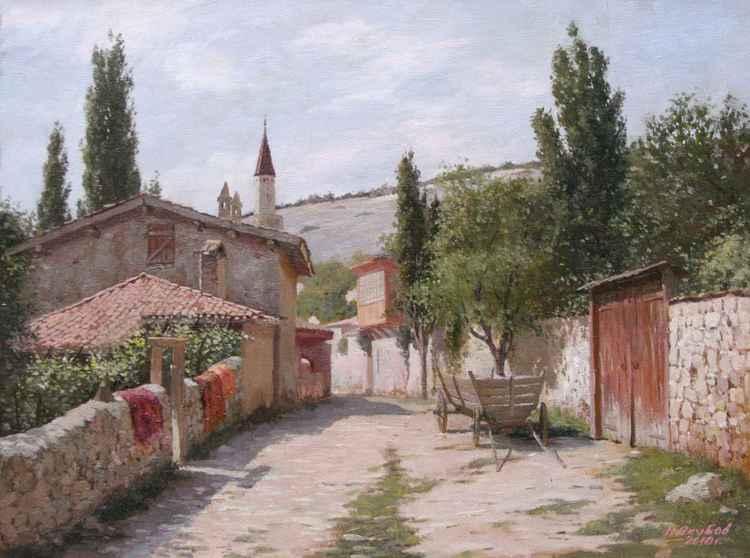 Bakhchisaray street
