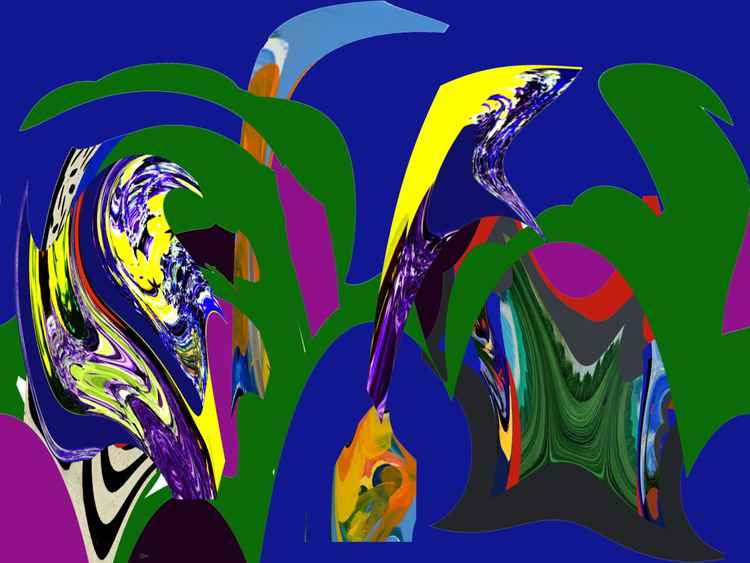 Abstract Reality No.4 -