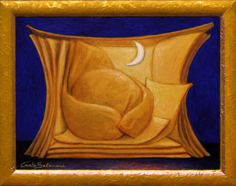 THE REST - (framed) - Pumpkin's Tortellone. - Image 0