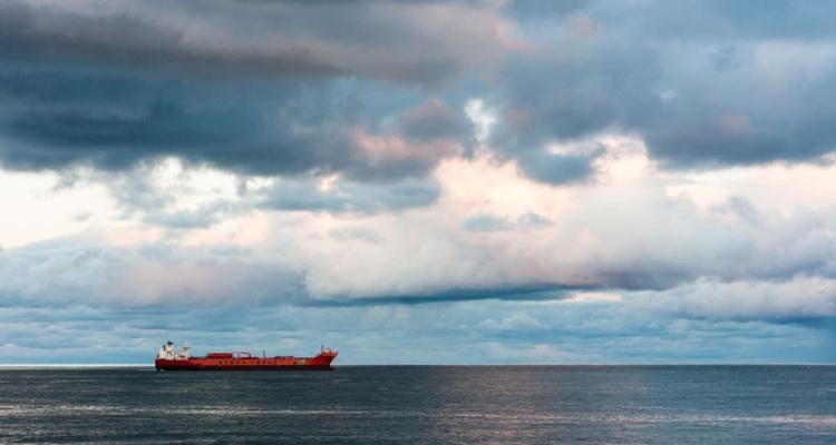 Ship At Sea - Image 0