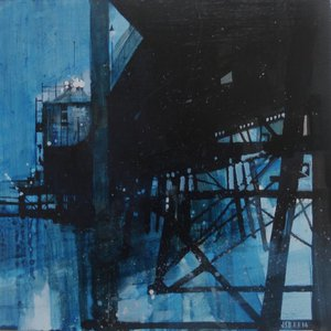 Under the Pier, Eastbourne. 1 Jan 2014 by Julian Sutherland-Beatson