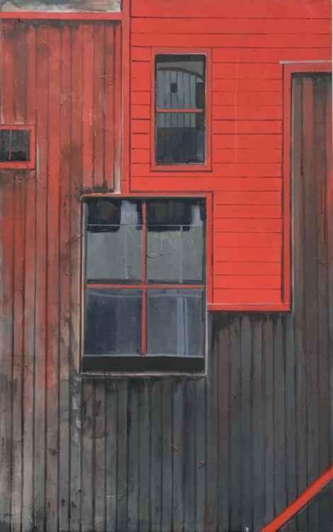 Red Siding -
