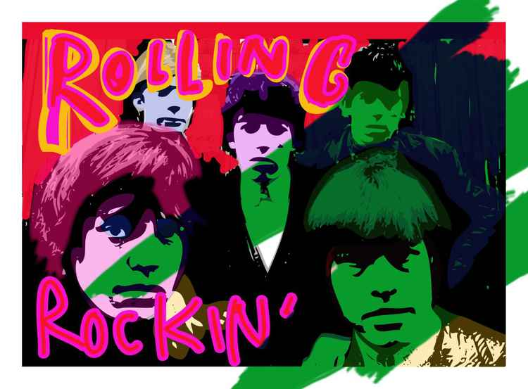 'Rockin' Rolling' -