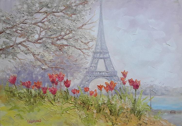 Where grow tulips - Image 0
