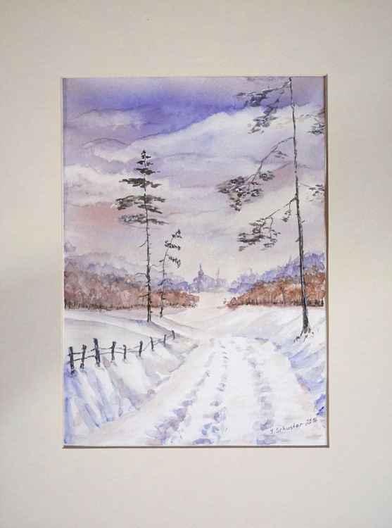 First Snow -