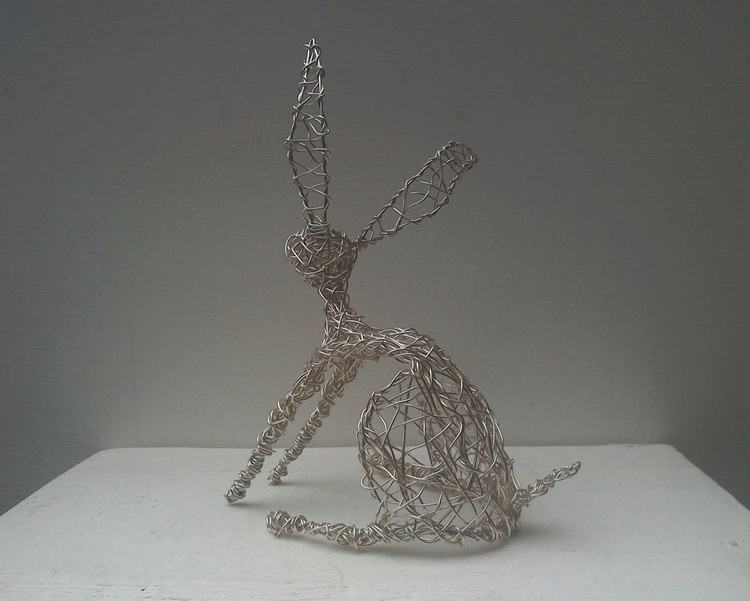 Silver Hare - Image 0