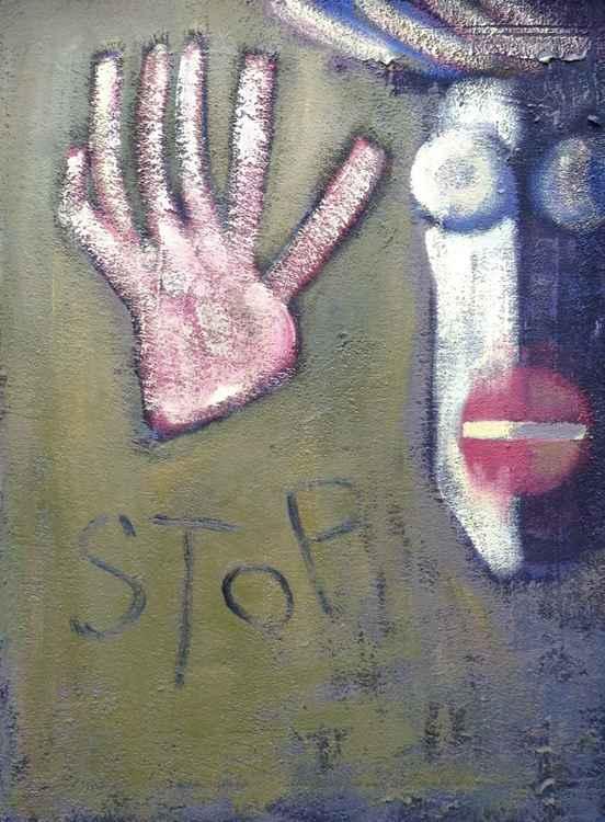 Stop -