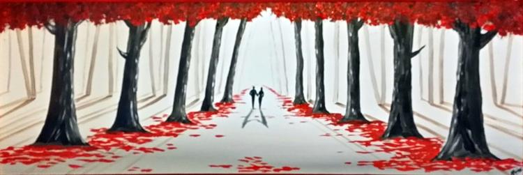 A Romantic Walk 8 panoramic - Image 0