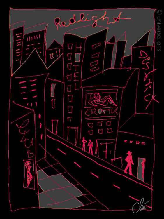 Red Light District (Rotlicht Viertel)