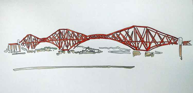 forth of firth rail bridge