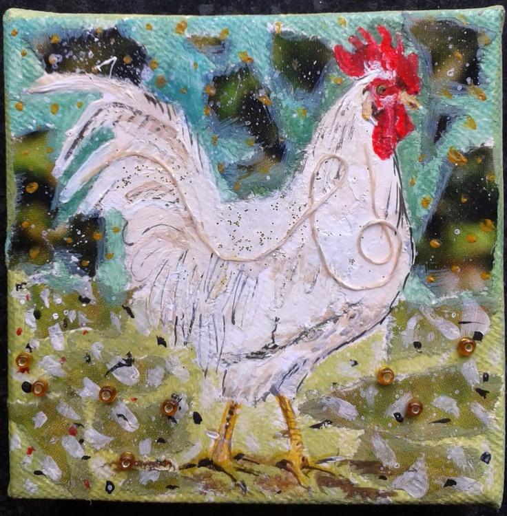 Leghorn cockerel - Image 0