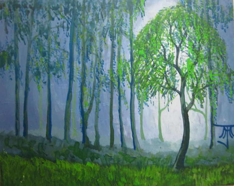 Misty Forest II - Image 0