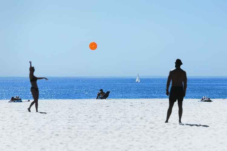 Beach # 27