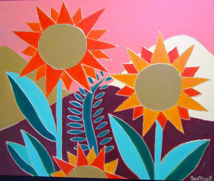 Sun Flowers - Image 0