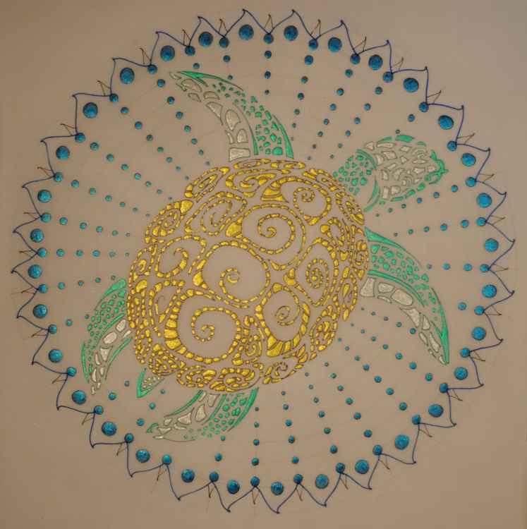 The Golden Thread Turtle