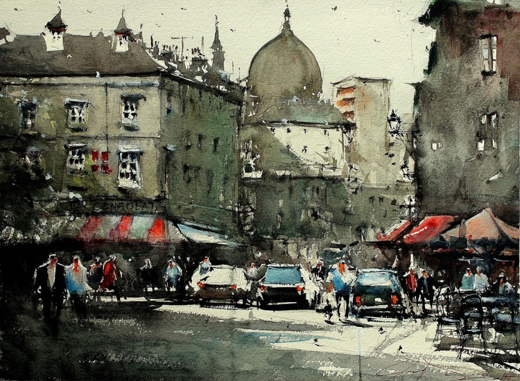 Up to Montmartre - Image 0