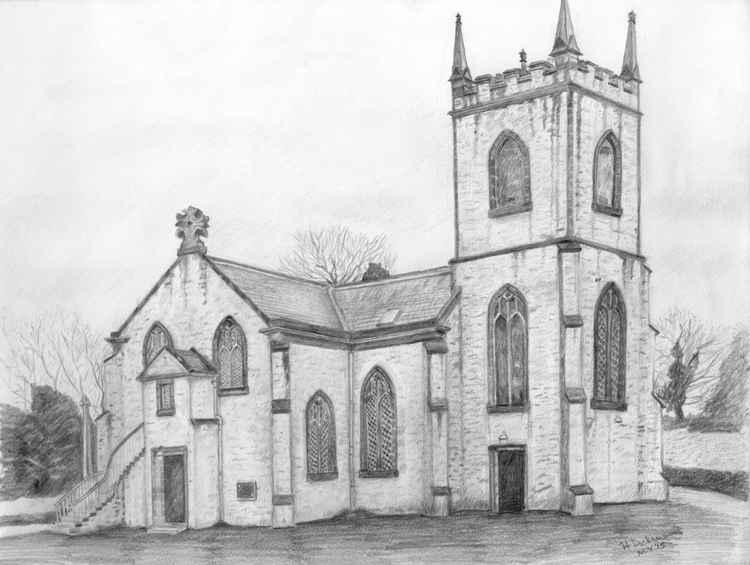 Kirkcowan Parish Church