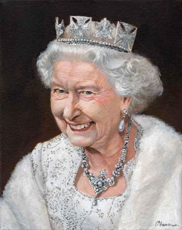 Queen Elizabeth II -