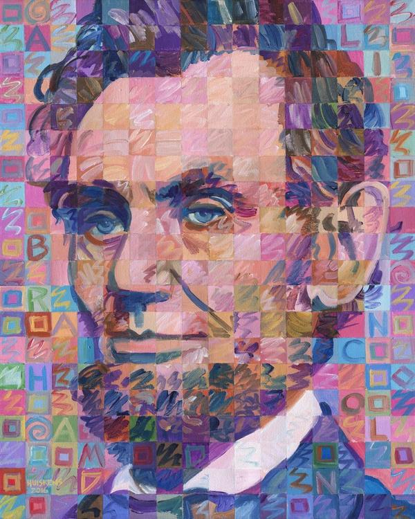 Abraham Lincoln No. 4 - Image 0