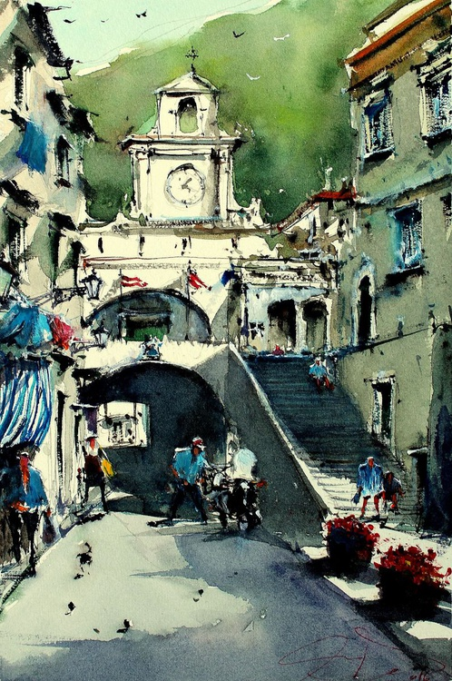 Italian Towns - Image 0