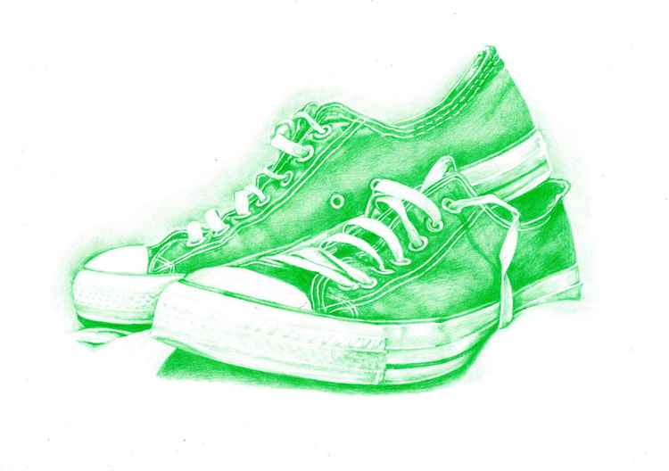 Green Shoes -