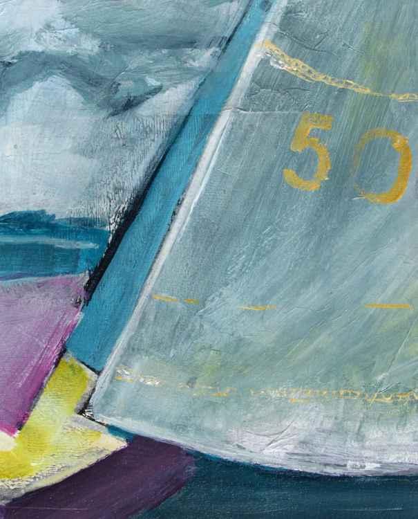 Sail Number 50 -
