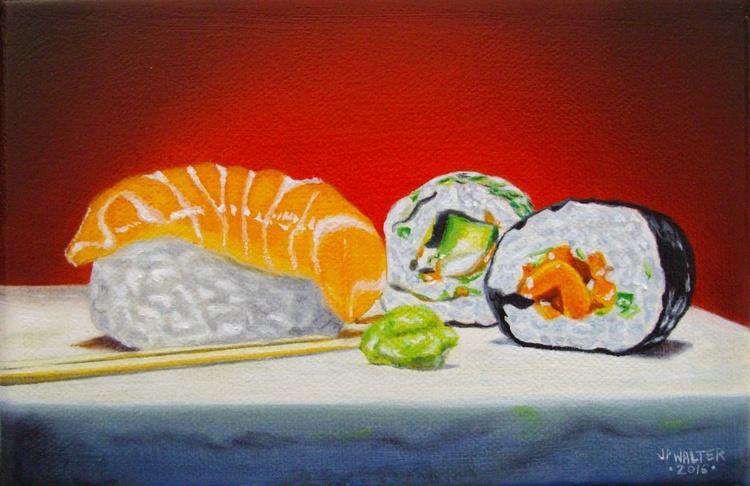 Sushi n°3 / FREE Shipping - Image 0