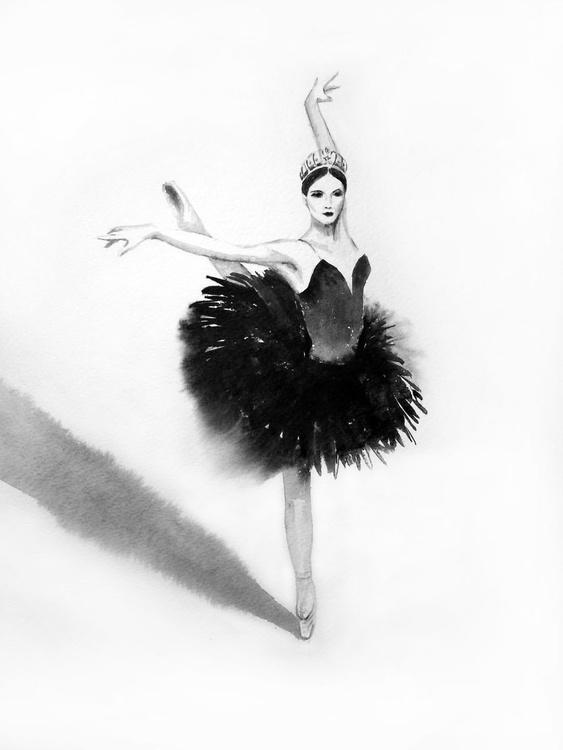 Ballerina - Black Swan - Image 0