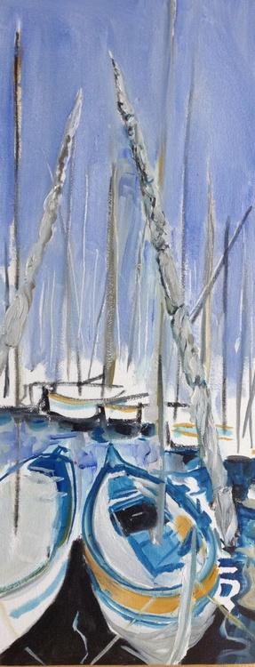 Pointu, Provencal fishing boat - Image 0