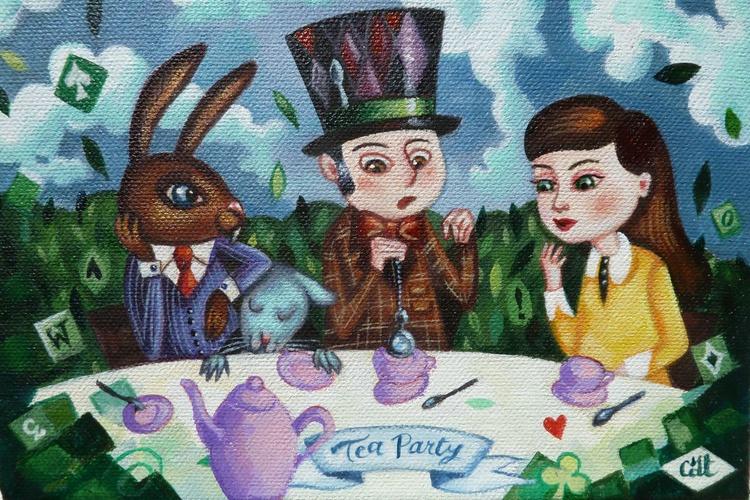"""""""Tea Party"""" - Image 0"""